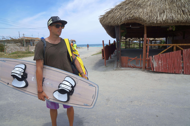 kitesurfing conditions cuba