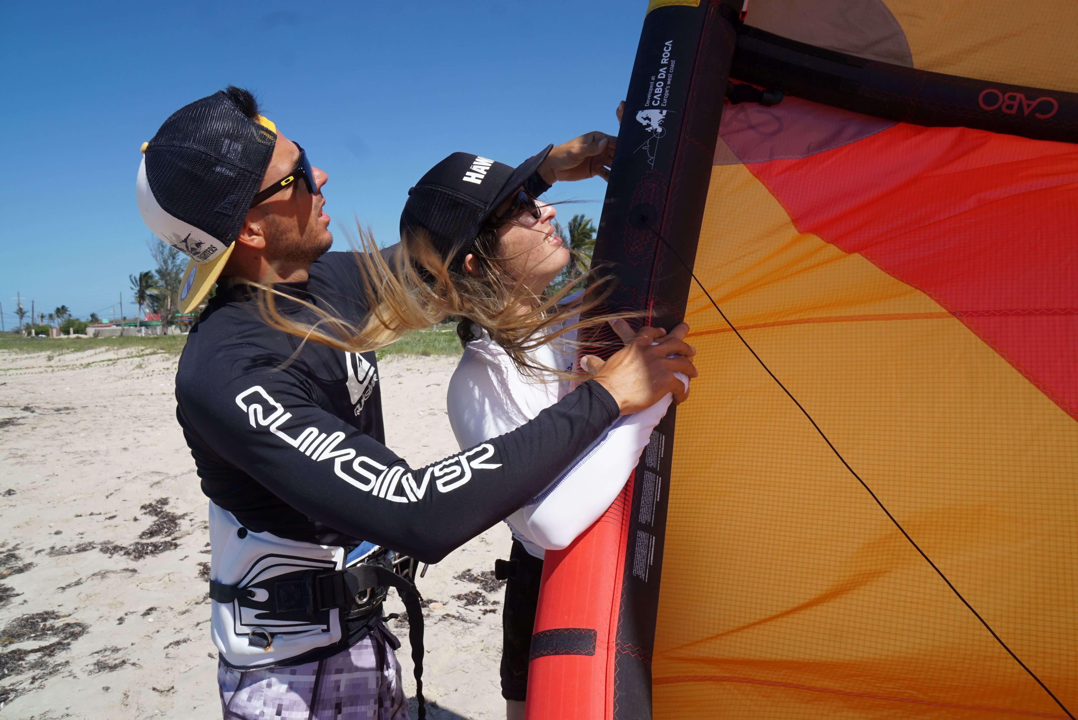 kite camps cuba