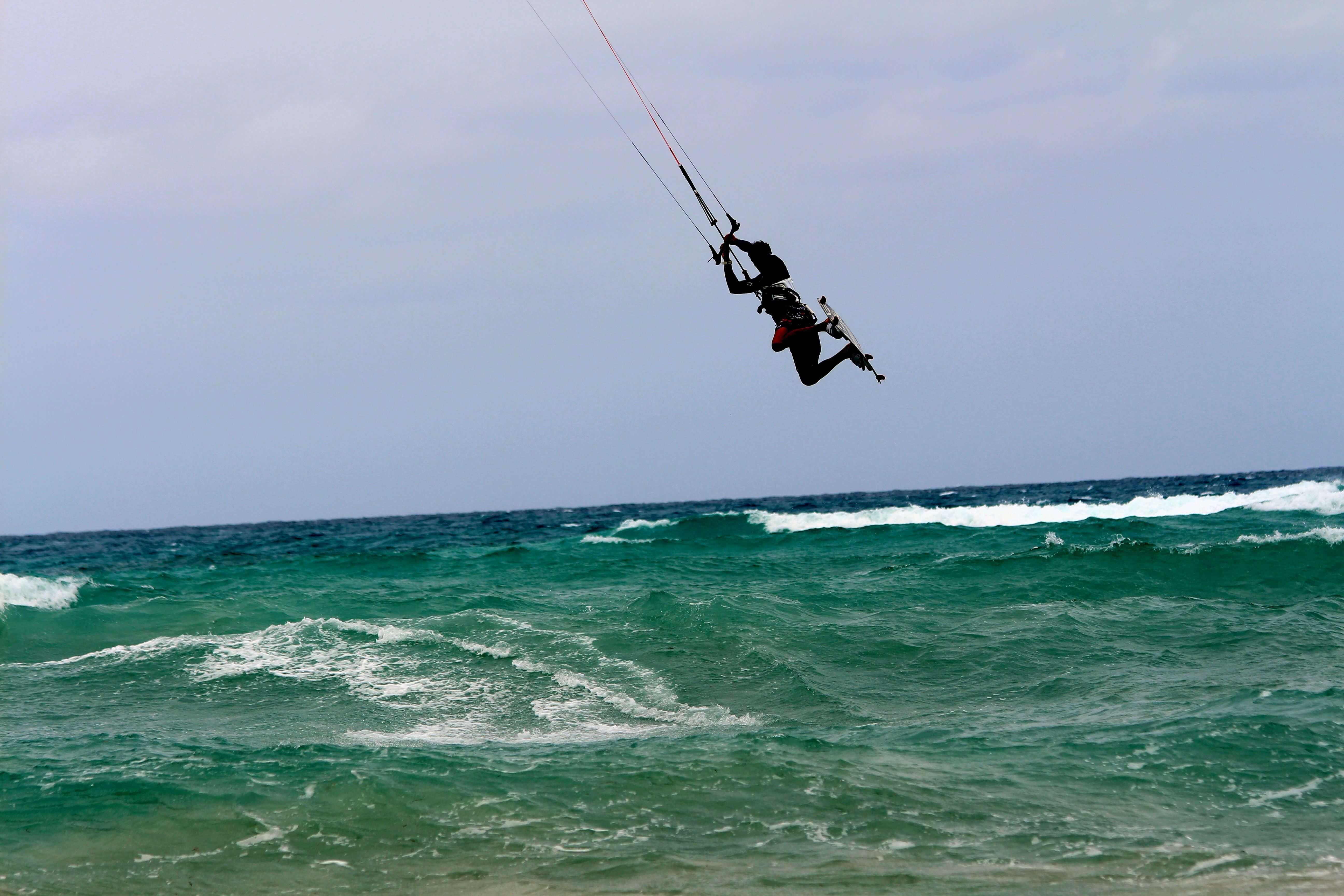 kitesurfing school cuba